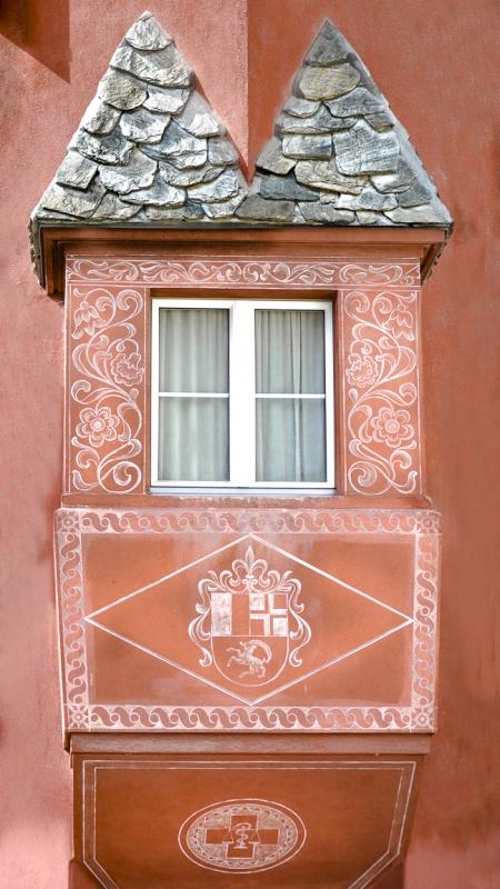 A Swiss Window