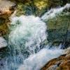 Andeer Mountain Stream Rush
