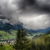 Klosters Under the Weather
