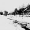 Klosters Winter Scene
