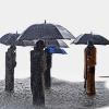 Umbrellas 2, Davos, Switzerland