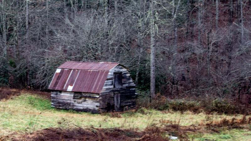 The Little White Barn